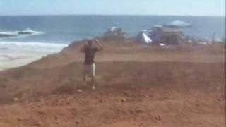 Robbie Gordon Jumps RM312