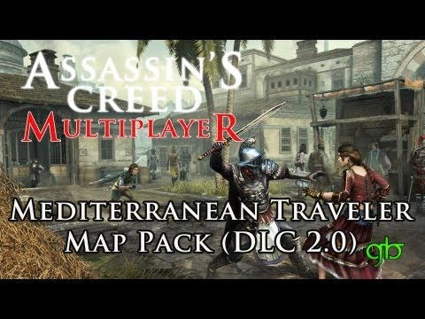 Mediterranean Traveler Map Pack (Jerusalem, Dyers, & Imperial District)