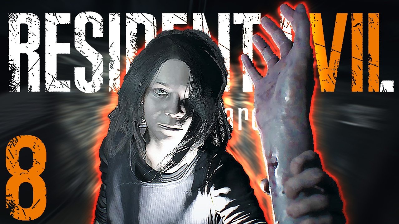 WHO IS SHE REALLY…  Resident Evil 7 – Part 8