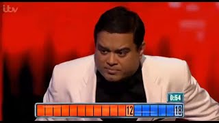 the chase itv the sinnerman vs 50 000 and one player