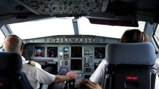 Ultimo vuelo de Jesús Guil (Chirri) como Comandante de Air Europa.