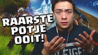 RAARSTE FORTNITE POTJE OOIT!!! - Fortnite: Battle Royale #6