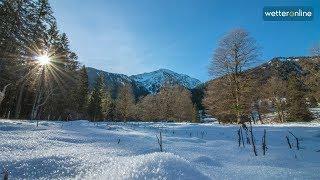 Winterstimmung am Alpenrand (16.01.2020)