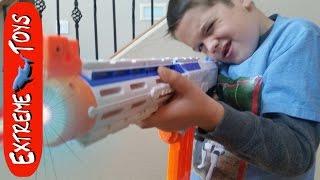 Turning Nerf Guns Into Star Wars Blasters!