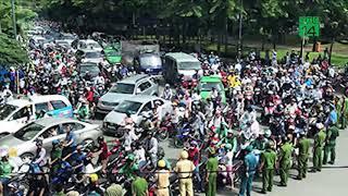 VTC14   Người dân nhiều địa phương xuống đường gây náo loạn