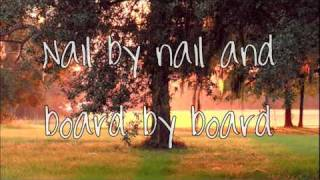 The House That Built Me-Miranda Lambert lyrics