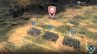Dawn Of Titans  Android - Beautiful 3D Strategy Game  (RTS) Free Download -  Online + Multiplayer