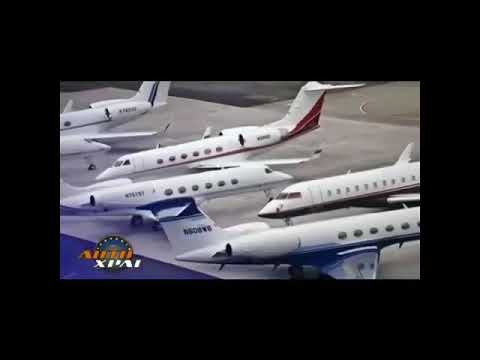 Nigeria Women who owns Private Jet