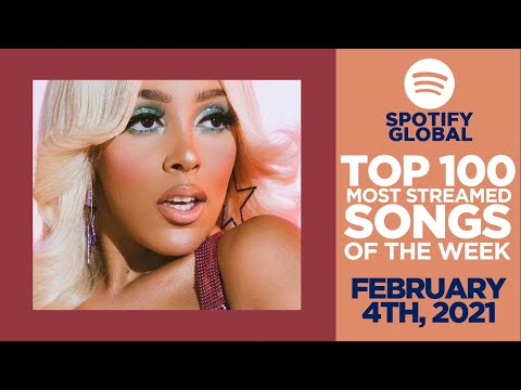 Hits Of The Week | Spotify Top 100 Global (4th February, 2021)