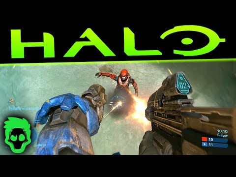 Halo: Reach, Halo: Infinite, and Halo on Steam  - HALO CHAT