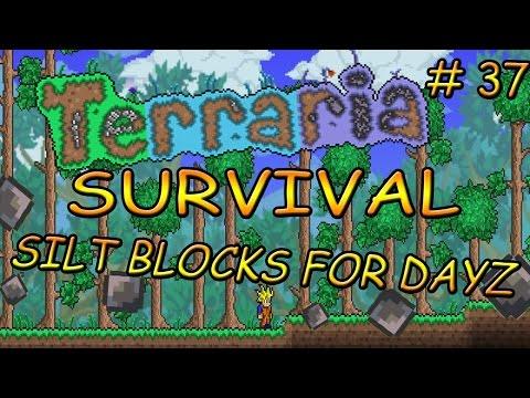 Terraria - Episode 37 - Silt Blocks For Dayz