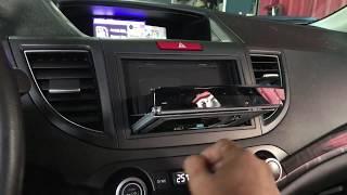 勁聲CarPlay PIONEER AVH-Z5050BT & HONDA CR-V 4.5 CRV