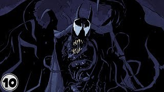 Top 10 Superheroes Who Need A Symbiote