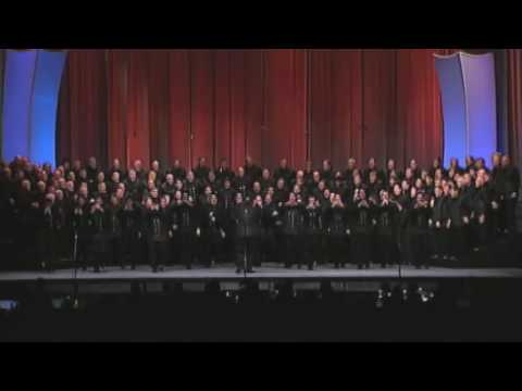 Ambassadors of Harmony2009 International Barbershop Chorus Champions