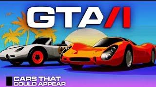 GTA 6/VI Vehicles: Cars