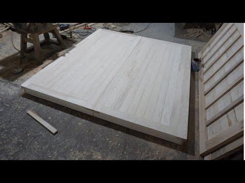 Quy Trình Làm Dát Phản Hộp Gỗ - Making Bed Planks Box Wooden (Do Go 24H)