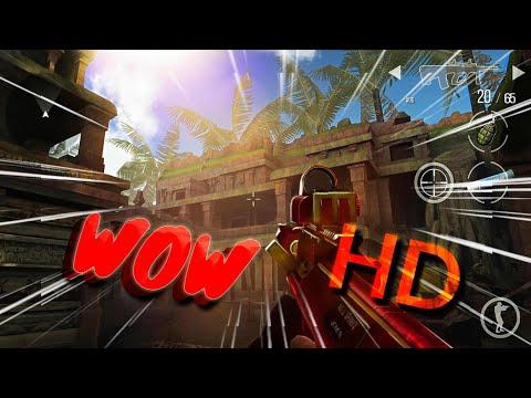 لعبه احلا من Call Of Duty On Mobile..... Modren Strike Online Pro Fps