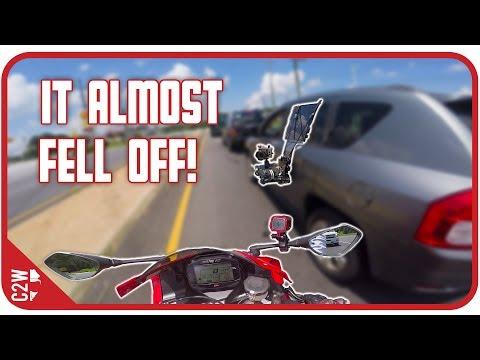 Using a follow car is terrifying!