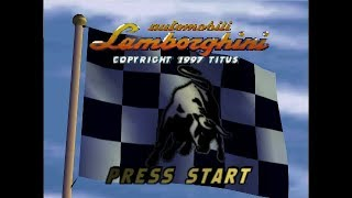 Automobili Lamborghini N64 Playthrough - Extremely Mediocre