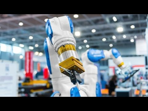 Factory of the Future - Beyond the Assembly Line: Goldman Sachs' Daniela Costa
