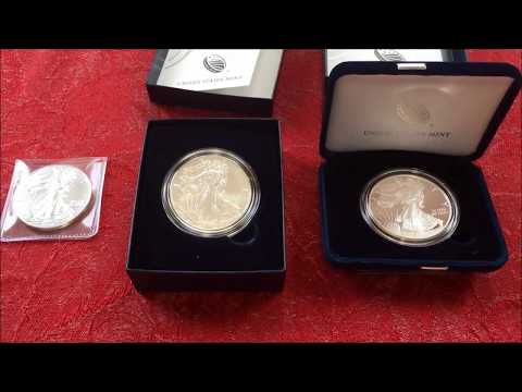 RARE 2016 AMERICAN EAGLE COINS WORTH MONEY! VALUABLE SILVER COINS TO LOOK FOR!