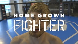 "Home Grown Fighter EP 4 | TUF 27 Finale | with Bryce ""Thug Nasty"" Mitchell"