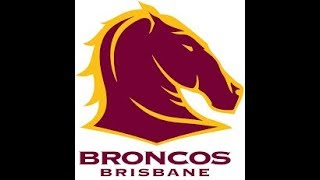 Quick and Easy How To Draw The NRL Brisbane Broncos   Drawing Tutorial