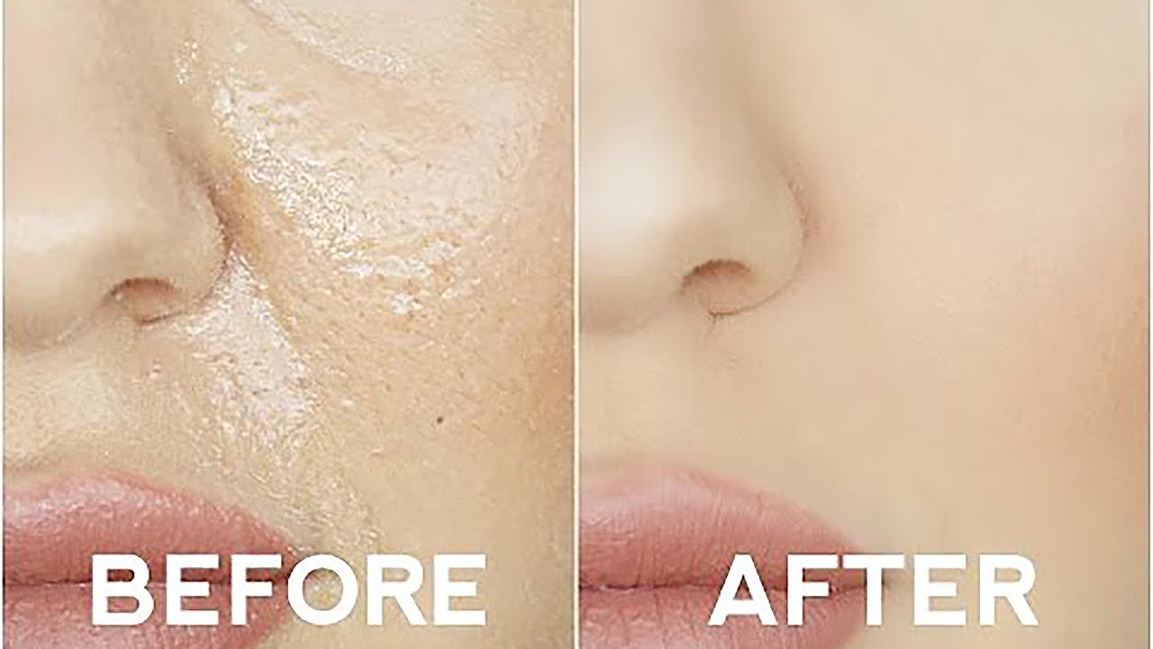 Download HOW TO STOP YOUR MAKEUP GETTING OILY & SHINY!
