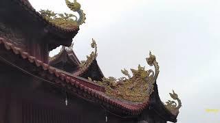 Đền làng Mẫn Xá- Choáng ngơp-Ngôi đền thờ nhiều vi tướng nhất Việt Nam.Man Xa Temple