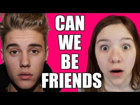 OMG Justin Bieber, Can We Be Friends Video! | Babyteeth More!