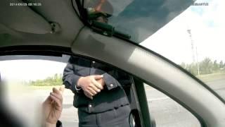ГАИ,ДПС. Чётко, грамотно и строго по закону, действует полицейский.. часть 1.