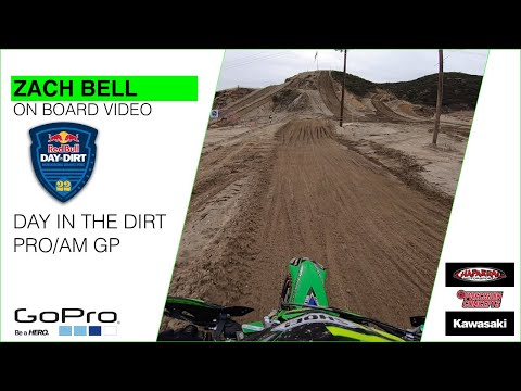 Day in the Dirt 2019 | Zach Bell Pro/Am GP