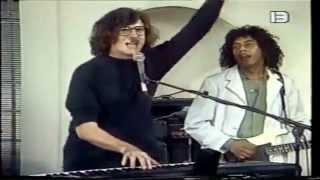 Charly Garcia y Los Enfermeros, Esos Raros peinados nuevos y Cerca de la Revolucion.
