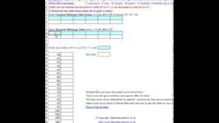 Multiple Bet Calculator. How to calculate multiple bets