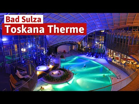 toskana therme bad sulza wellness in th ringen youtube. Black Bedroom Furniture Sets. Home Design Ideas