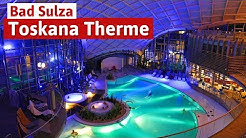 Toskana Therme Bad Sulza - Wellness in Thüringen