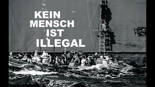 4ZKB - Kein Mensch ist illegal