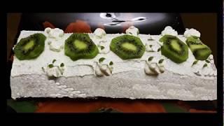 kiwi cake roll