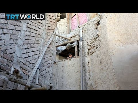 Kabul Housing: UN surveying unregulated housing in Kabul