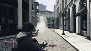 Musket VS  L.S.P.D. | Grand Theft Auto V