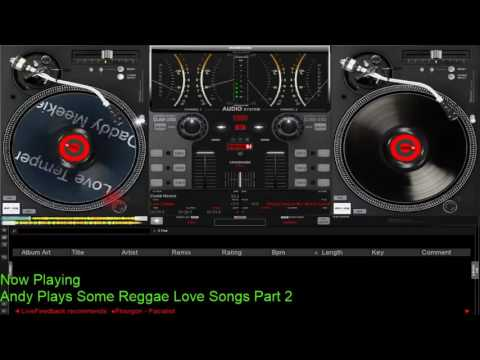 Andy Plays Some Reggae Love Songs Part 2