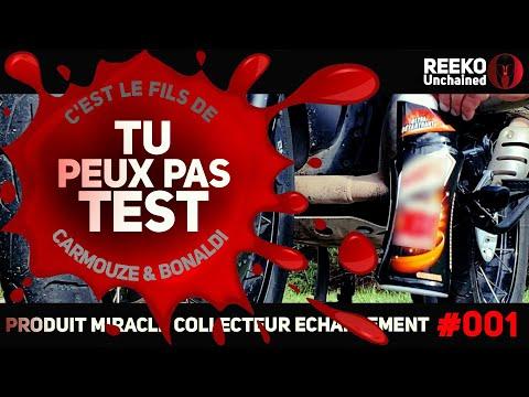 PRODUIT MIRACLE COLLECTEURS ECHAPPEMENTS ! 💢TU PEUX PAS TEST : CARMOUZE + BONALDI = 🔴REEKO Unchained