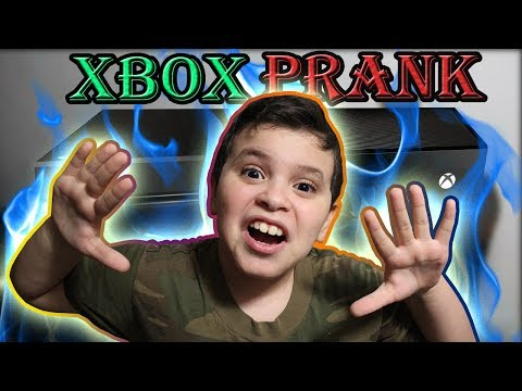 SOLD THE XBOX PRANK! (PRANK GONE WRONG)