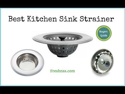 best kitchen sink strainer 2021 buyers guide