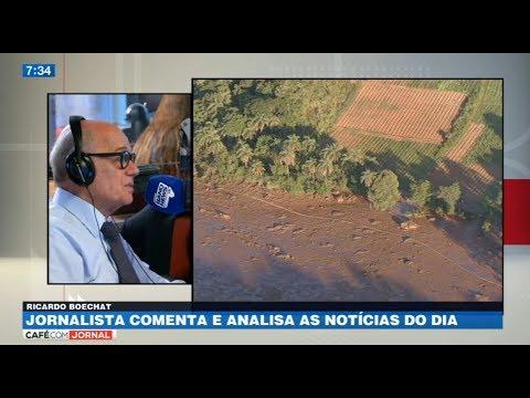 Boechat: Grandes tragédias ficam impunes no Brasil