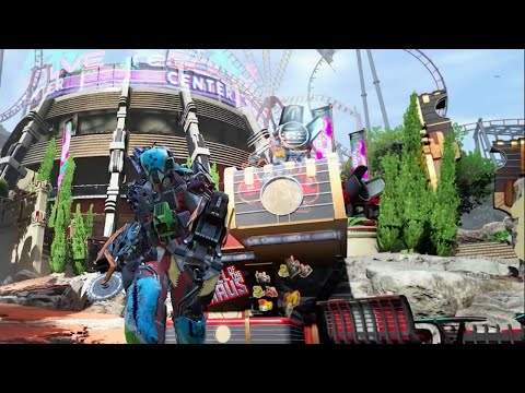 The Surge Official A Walk in the Park Launch Trailer
