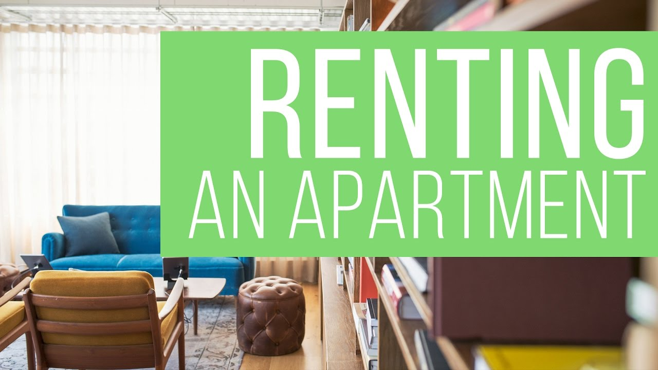 Image result for Renting An Apartment