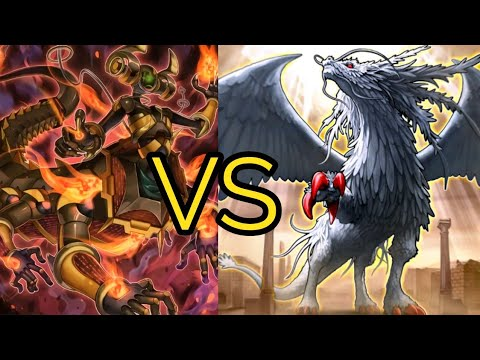 ALTERGEIST VS LIGHTSWORN LIVE DUEL