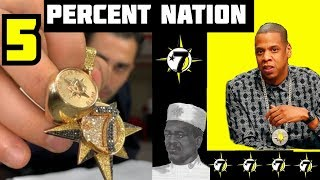 WHAT is The FIVE PERCENT Nation? / Nation of GODS and Earths | Educate Yourself!