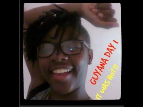 Guyana Vlog Day 1????